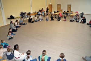 "Workshop zu ""Peter Pan"""