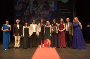OVIGO Theater beim Papageno Award 2019