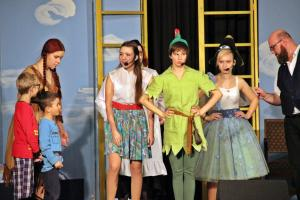 "Musical ""Peter Pan"" / OVIGO Theater 2017"