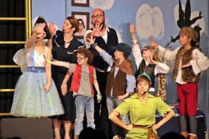 PETER PAN in Oberviechtach / OVIGO Theater