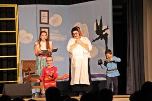 Peter Pan, Musical, OVIGO Theater