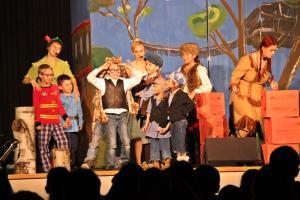 OVIGO Theater / Peter Pan / Oberviechtach