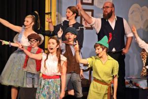 """Peter Pan"" für Grundschule Neunburg vorm Wald, OVIGO macht Schule"