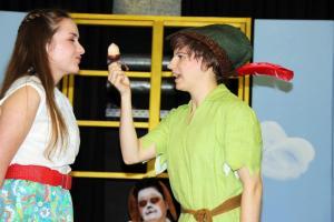 "Sabrina Zach als Wendy (""Peter Pan"")"