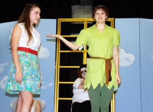 "Sabrina Zach als Wendy (""Peter Pan"", OVIGO Theater)"
