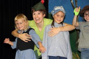 Peter Pan und die Zwillinge / OVIGO 2017