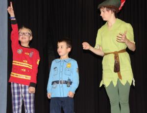 "OVIGO Theater, 2017, ""Peter Pan"""