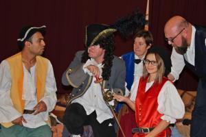 """""""Peter Pan"""" Proben / Waldmünchen / die Piraten"""