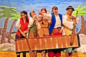 "Musical ""Peter Pan"" (OVIGO Theater, Nabburg, 2018)"