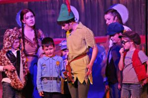 "Musical ""Peter Pan"" 2018 (OVIGO Theater)"