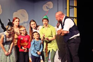 """Peter Pan"" in Regenstauf / OVIGO Theater"