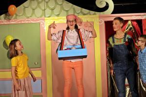 Pippi Langstrumpf, OVIGO Theater, Denise Gießübl
