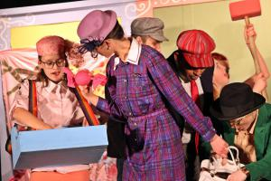 Pippi Langstrumpf Musical, Junaid Bajauri, OVIGO