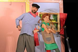 "Andreas Schopper, OVIGO Theater, ""Pippi Langstrumpf"""