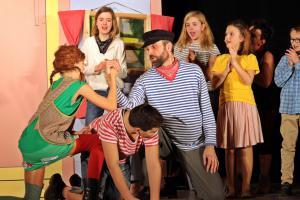 """Pippi Langstrumpf"" mit OVIGO-Kids, Pfreimd 2019"