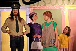 Pippi Langstrumpf, OVIGO Theater, Ludwig Weigert