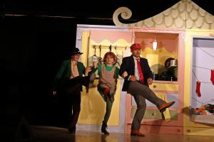 Pippi Langstrumpf Musical, Junaid Bajauri, OVIGO Theater