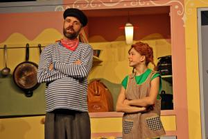"""Pippi Langstrumpf"", OVIGO Theater, Neunburg"