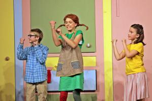 Pippi Langstrumpf mit Lena Borowski (OVIGO Theater)