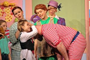 """Pippi Langstrumpf"" mit Michael Sandner (OVIGO Theater)"