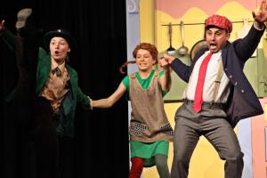 Pippi Langstrumf in Neunburg, OVIGO Theater