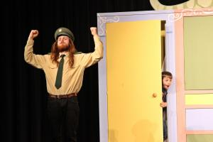 "OVIGO Theater in Neunburg: ""Pippi Langstrumpf"""
