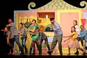 Pippi Langstrumf in Neunburg vorm Wald, OVIGO Theater