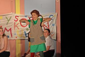 """OVIGO, Lena Borowski, """"Pippi Langstrumpf"""" (Musical)"""