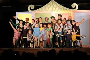 """Pippi Langstrumpf"" in Pfreimd (OVIGO Theater)"