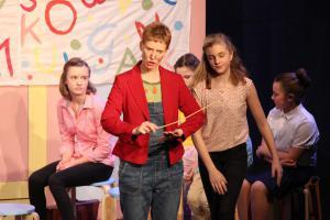 """Pippi Langstrumpf"", Sofia Mindel, OVIGO Theater (2019)"