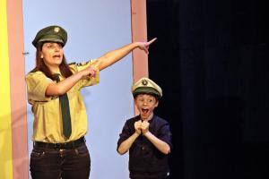 Pippi Langstrumpf, Ursensollen, OVIGO Theater, 2019
