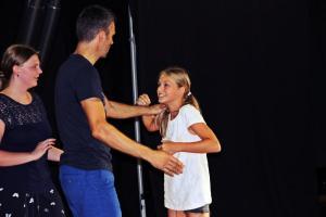 Theater-Training mit Lena Borowski (OVIGO 2018)