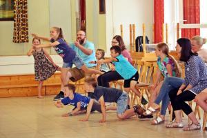 """OVIGO Theater - """"Pippi Langstrumpf"""" Kennenlern-Workshop"""