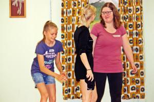 "Workshop zu ""Pippi Langstrumpf"" (OVIGO Theater, 2018)"