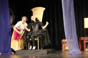 """OVIGO Theater, """"Schneewittchen"""", böse Königin"""