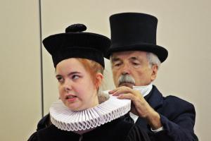 """Erich Wein & Paula Klepser, """"Scrooge"""" (OVIGO Theater)"""