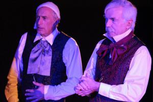 OVIGO, Scrooge, Bernhard Zellner (links)