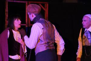 """Scrooge"" (Charles Dickens) / OVIGO Theater"