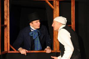 """Scrooge"" - OVIGO Theater"
