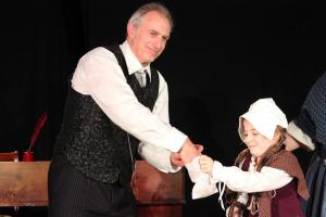 "OVIGO Theater: ""Scrooge"", mit Annika Gitter"