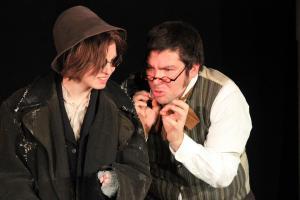 Scrooge in Regensburg / OVIGO Theater 2018