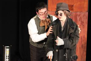Scrooge beim OVIGO Theater (2018)