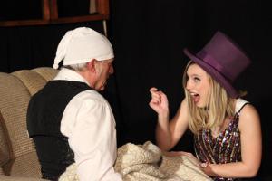 """Scrooge"" beim OVIGO Theater (2018)"