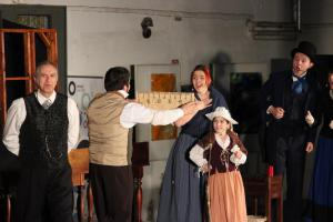 "OVIGO Theater / Glashütte Lamberts / ""Scrooge"""