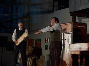 """""""Scrooge"""", mit André Gießübl, OVIGO 2018"""