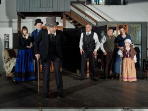 OVIGO Theater, Lamberts Waldsassen, Scrooge