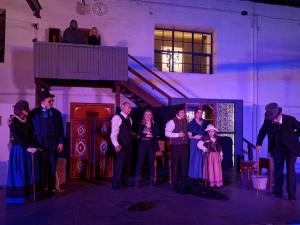 "OVIGO Theater, Lamberts Waldsassen, ""Scrooge"""