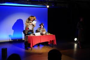 Sir Price präsentiert: die OVIGO Wundertüte im W1 (Michael Zanner, links)