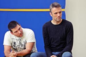 OVIGO-Impro mit André Gießübl und Andreas Schopper