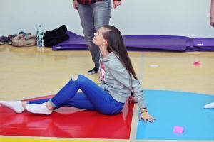 OVIGO Theater-Training, mit Selina Probst